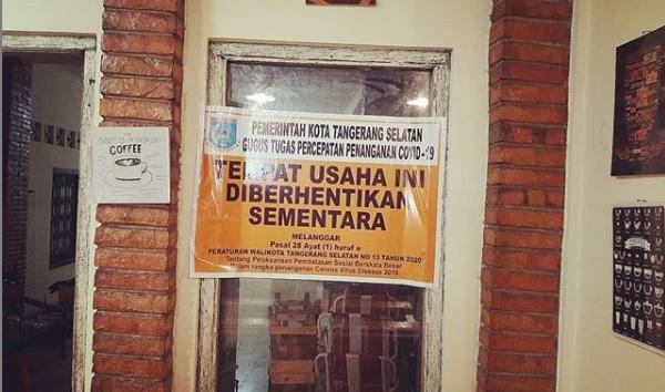 Keteguhan Ian Mempertahankan Kedai Kopi demi #BangkitDari Pandemi Covid-19