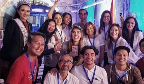 Lukman Sardi Bangga Jakarta Punya Kereta Cepat MRT