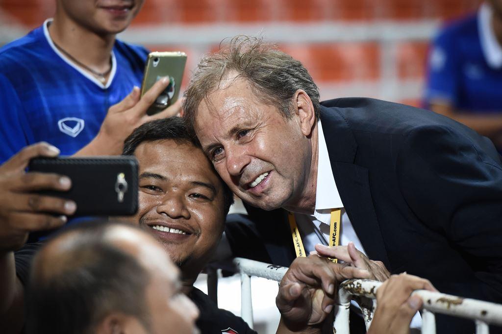 Profil Timnas Thailand: Ingin <i>Hattrick</i> Juara