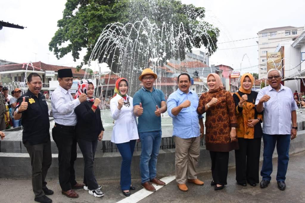 Wajah Baru Pantai Pangandaran, Mulai Pedestrian hingga Plaza Air Mancur