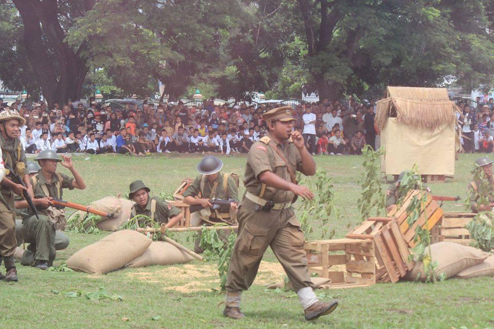 Front Bekassi, Membagi Kisah Kemerdekaan RI lewat Teatrikal