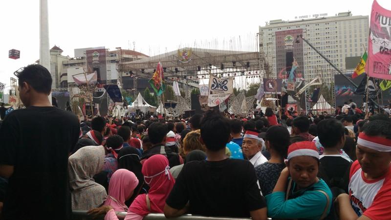 Slank Ajak Warganet Lawan Fitnah dan Hoaks di Semarang