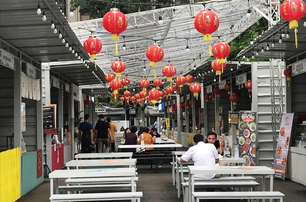 Thamrin 10, <i>Spot</i> Pemusnah Lapar yang Instagramable di Pusat Kota