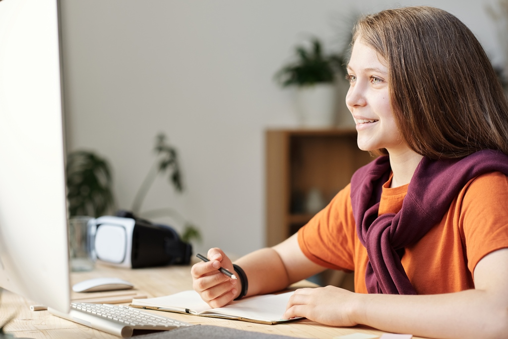 10 Tips Mengasah 5C kepada Anak selama Virtual Schooling