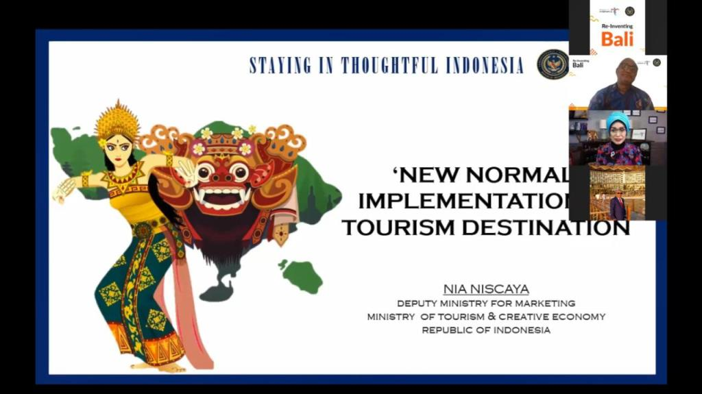 Pariwisata Bali Siap Jalani Tatanan Kenormalan Baru