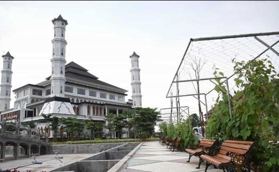Tajug Gede Cilodong, Wisata Religi di Purwakarta yang Instagramable