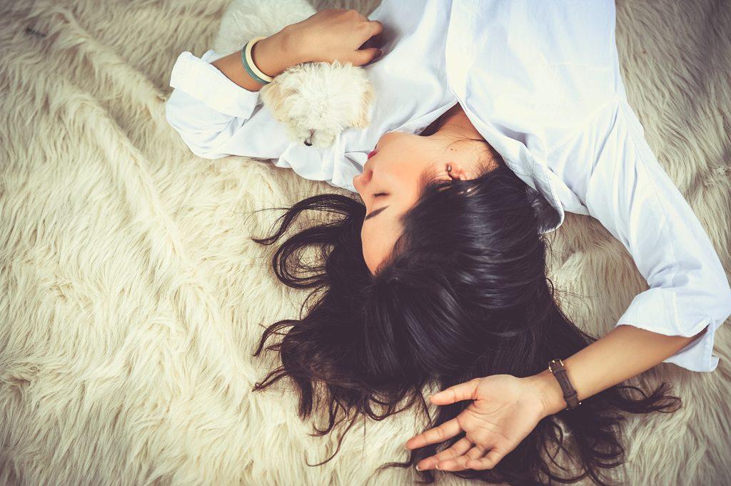 Sexsomania, Berhubungan Seks saat Tertidur