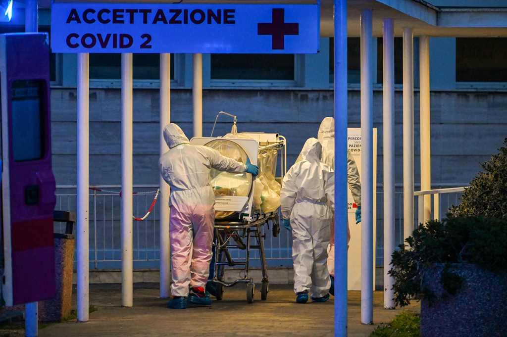 Menengok dari Garis Terdepan Virus Korona di Italia