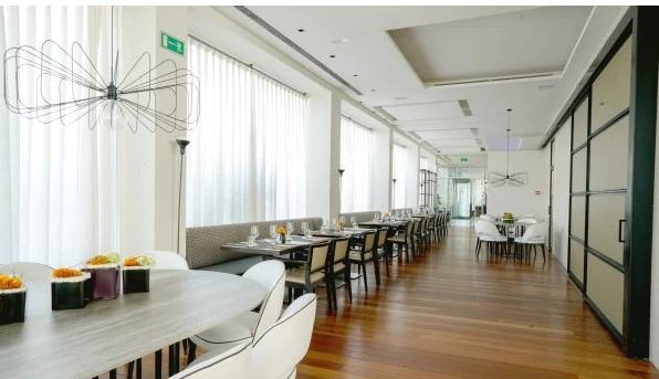 Mengintip Kemegahan Hotel Milik Lionel Messi