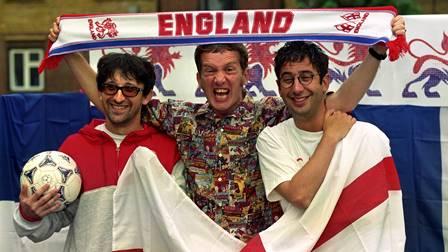 Benang Merah Jargon <i>It's Coming Home</i> Suporter Inggris