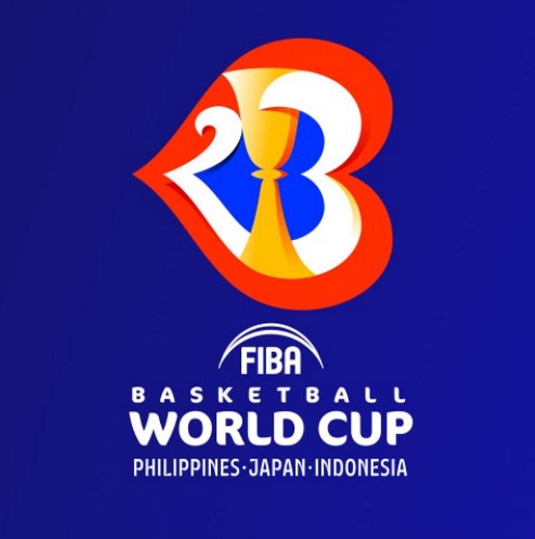 Logo Piala Dunia Bola Basket 2023 Resmi Diluncurkan