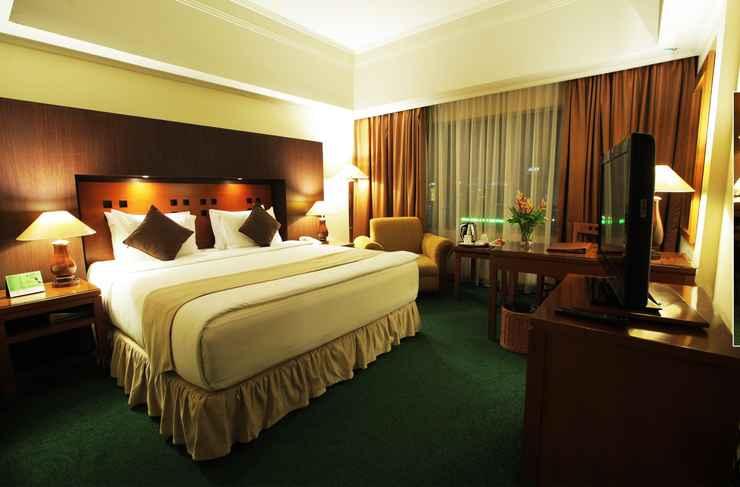Wow, Ini Penampakan Kamar Hotel Tempat Isoman Anggota DPR