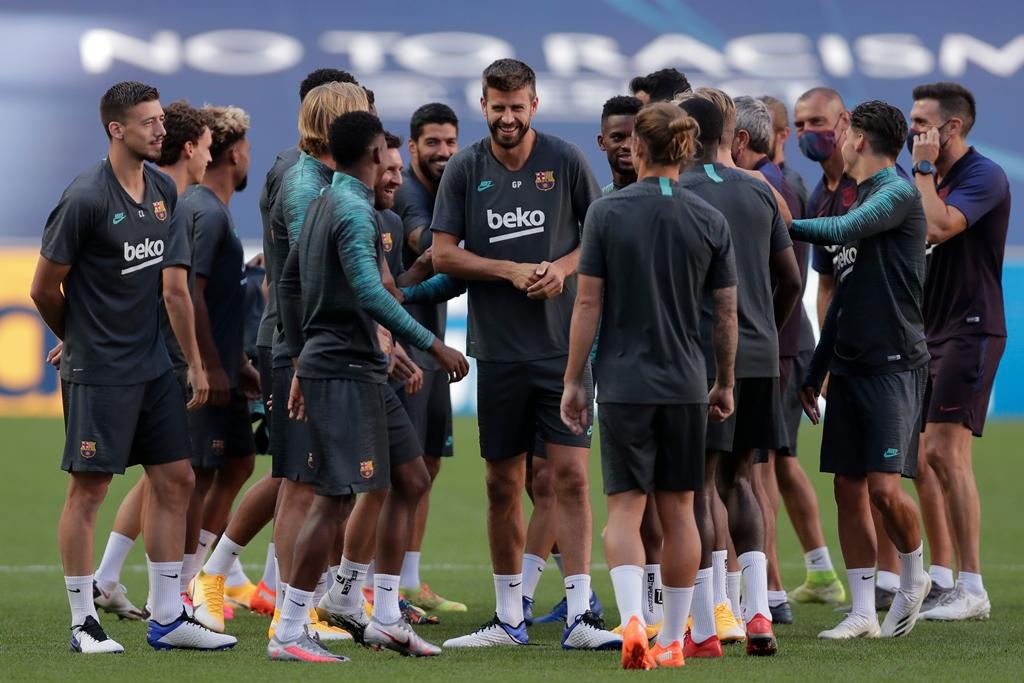 Prediksi Barcelona vs Bayern Muenchen: FC Hollywood Bakal Menyulitkan Blaugrana