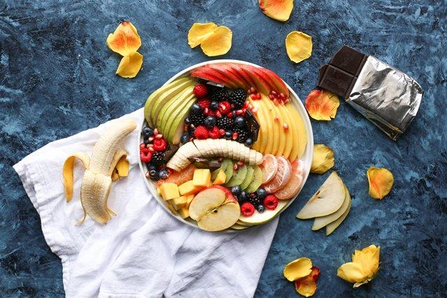 Pola Makan Dapat Pengaruhi Jadwal Menopause