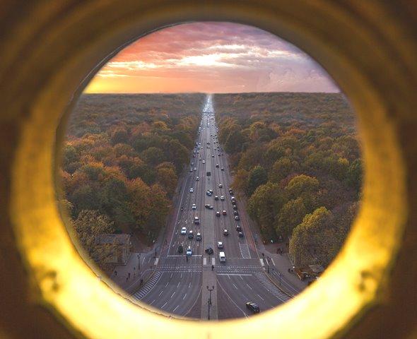 Menyambangi Objek Wisata di Berlin