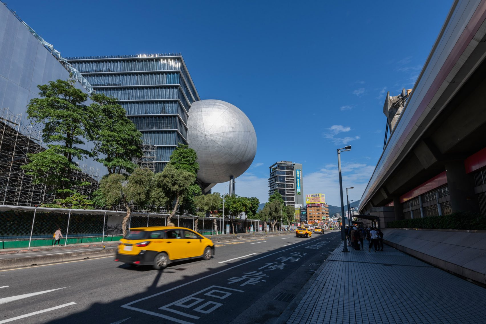 6 Bangunan Berbentuk Bulat di Dunia