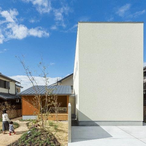 Unik, Rumah Berbentuk Bunker di Jepang