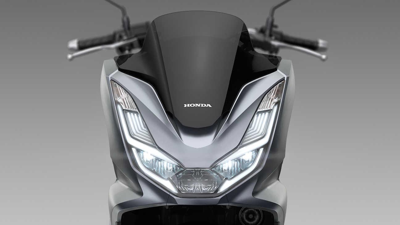 All New Honda PCX Usung Teknologi Mesin 4 Katup