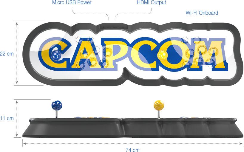 Capcom Hidupkan Game Klasik Lewat Konsol Mini