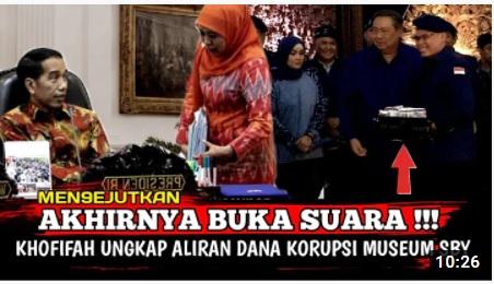 [Cek Fakta] Khofifah Ungkap Aliran Dana Korupsi Museum SBY-Ani di Pacitan?