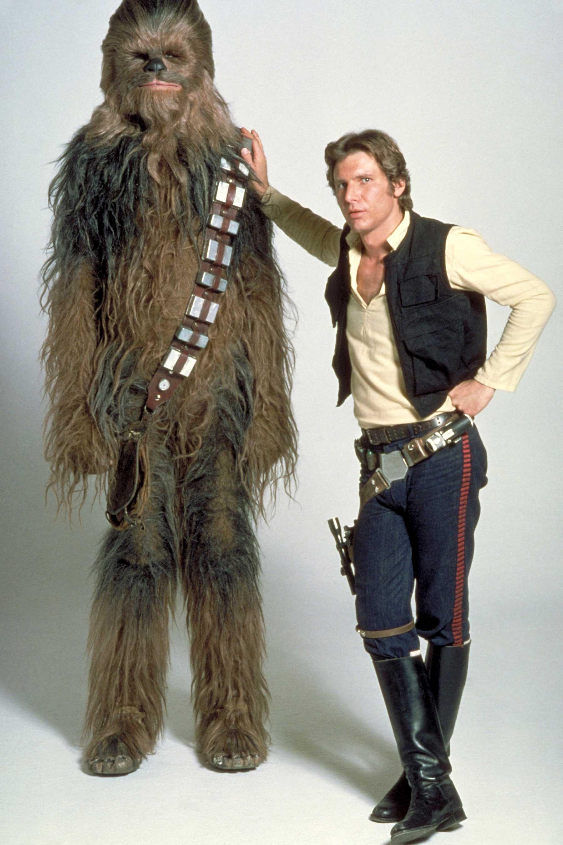Pemeran Chewbacca dalam Film Star Wars Meninggal Dunia