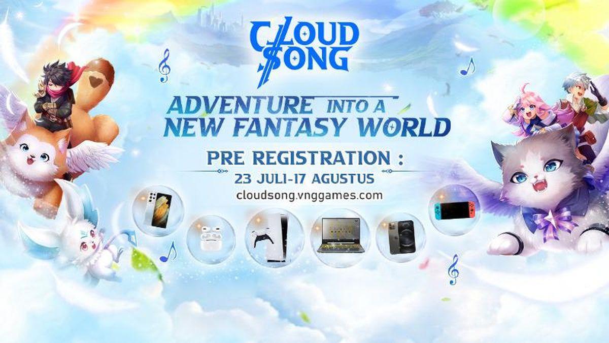 VNG Corp Siapkan Game MMORPG Mobile Cloud Song: Saga of Skywalker