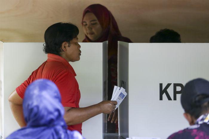 Revisi UU Pemilu Diharap Selesai Akhir 2020