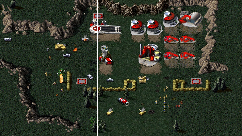 Command & Conquer Remastered Collection, Nostalgia Sepenuhnya