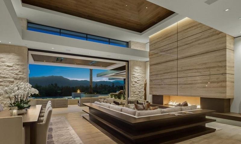 Intip Mewahnya Rumah Baru CEO Apple