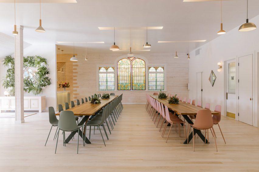 Gereja di Los Angeles Diubah Jadi <i>Co-working Space</i>