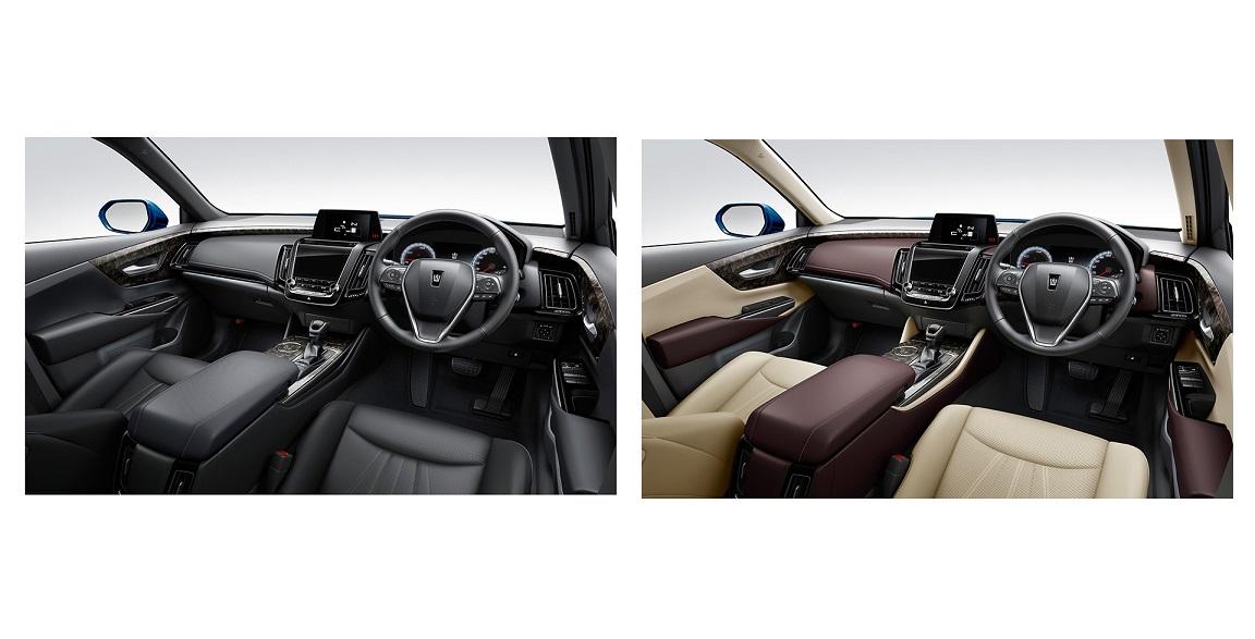 Intip Spesifikasi Toyota Crown, Calon Mobil Menteri Jokowi