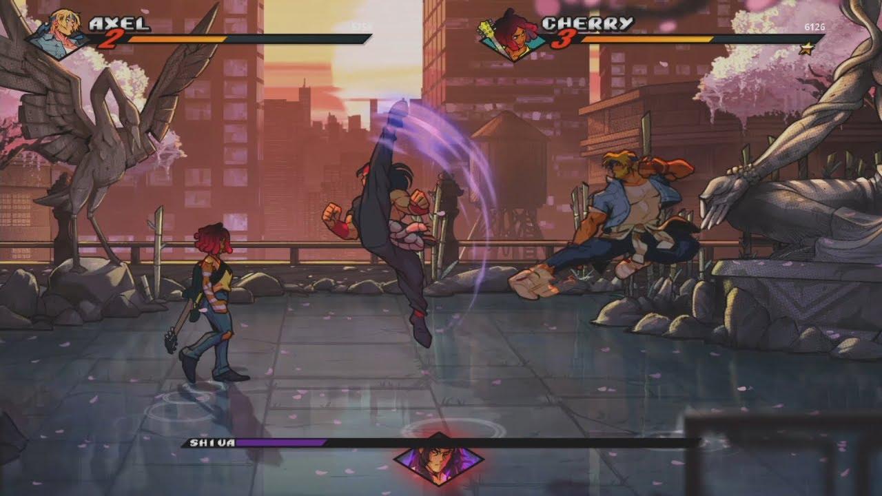 Streets of Rage 4, Genre Langka di Masa Kini