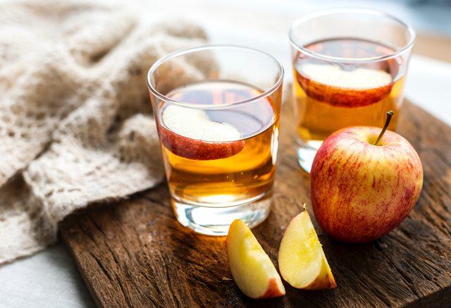 Efek Samping Mengonsumsi Cuka Apel Berlebih