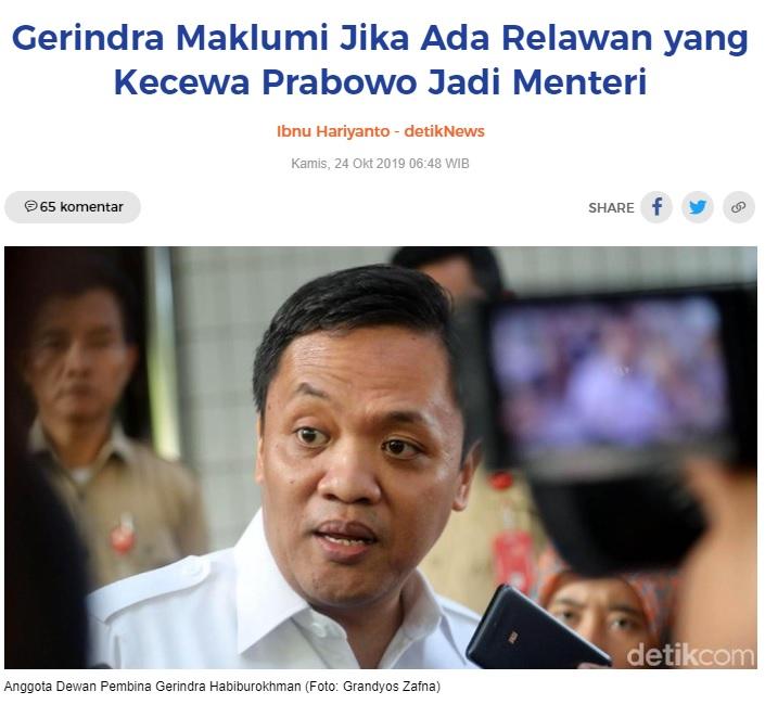 [Cek Fakta] Prabowo Mengumpat Sebut Pendukungnya Tak Berguna? Ini Faktanya
