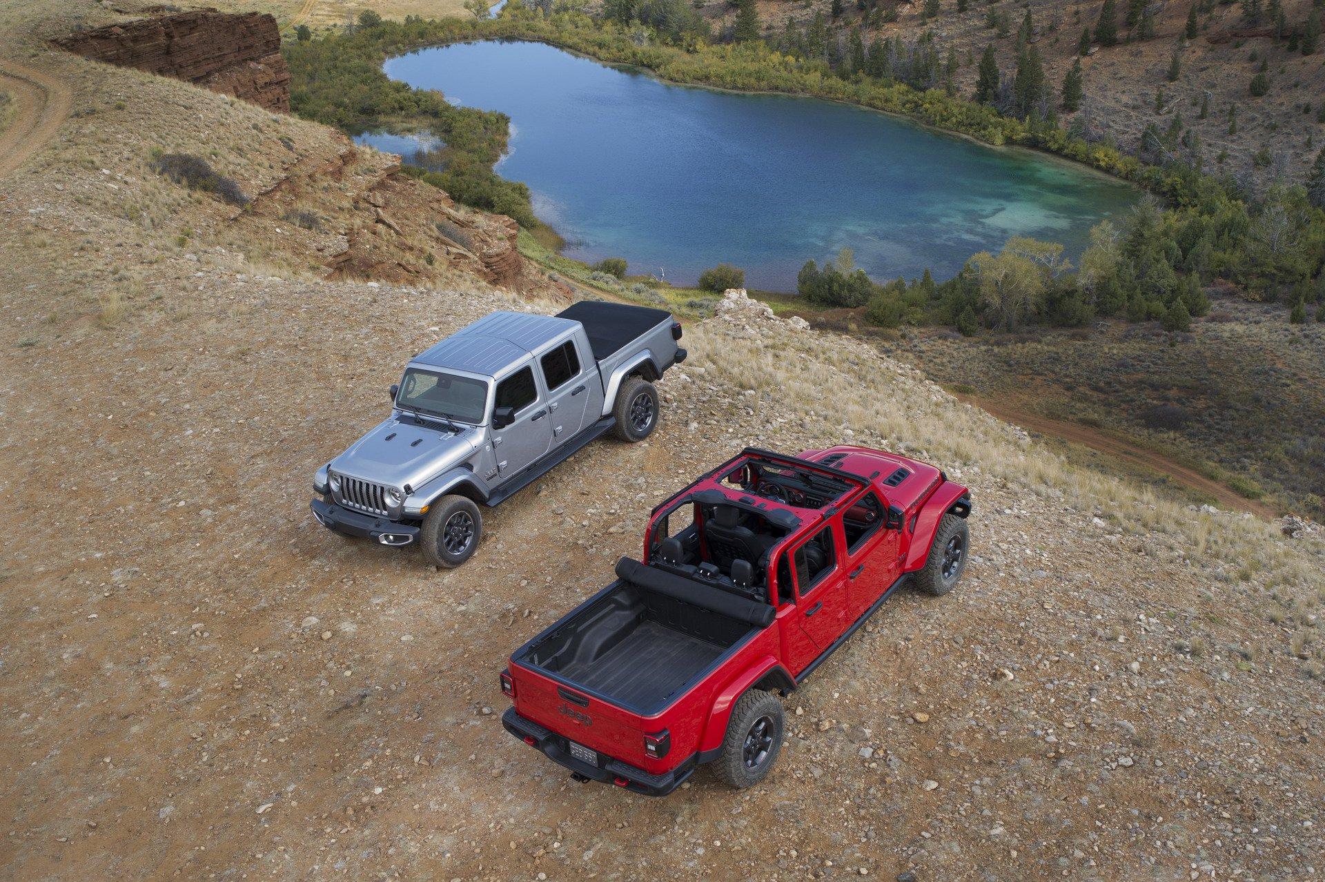 Setelah Wrangler dan Compass, Jeep Gladiator Tunggu Giliran