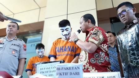 Sindikat Penipu Order Fiktif Ojek Online Ditangkap Medcom Id
