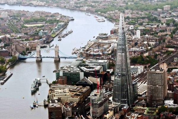 Desain 8 gedung terbaik dunia