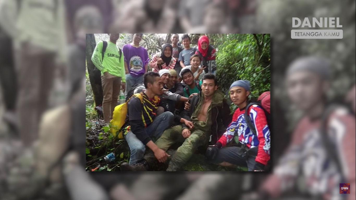 Denny Sumargo Ungkap Fakta Fotonya Ditemukan di Gunung Kerinci