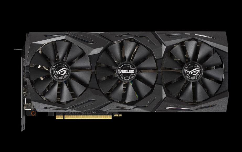 ASUS ROG Strix GeForce RTX 2070 8G Gaming OC, Tampilan Lama tapi Naik Kelas
