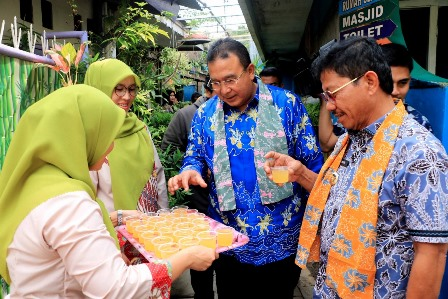 Peserta Rakor APEKSI Diajak Keliling Kota Tangerang