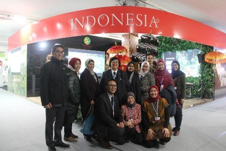 Budaya, Camilan, dan Diplomasi Indonesia di COP24
