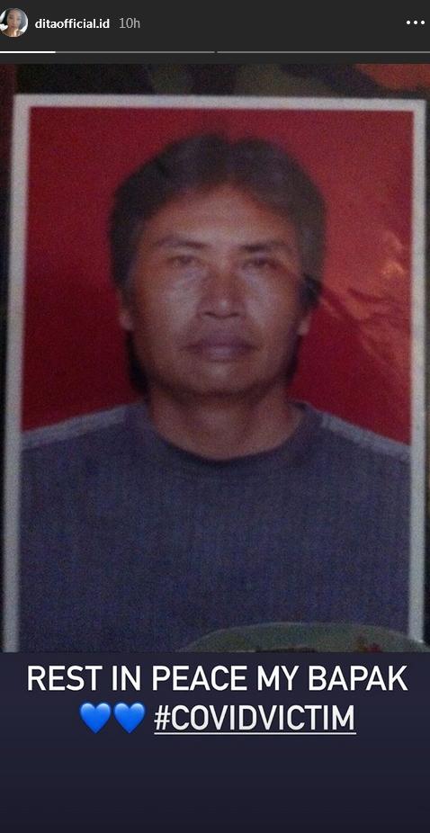 Ayah Mey Chan Meninggal, Maia Estianty Tulis Korban Covid-19