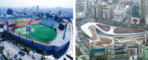 Ada 'Warisan' Zaha Hadid di Seoul
