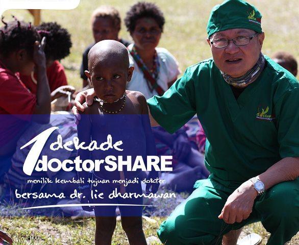 Dr. Lie Agustinus, Pejuang Kesehatan yang Mendirikan Rumah Sakit Apung (RSA)