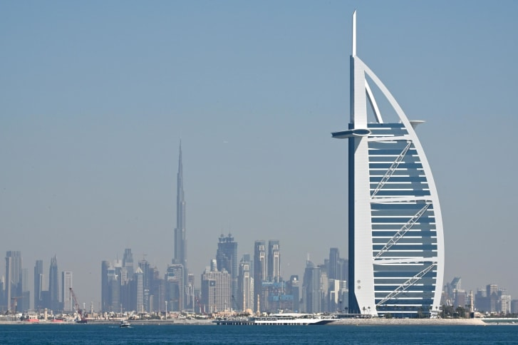 7 Bangunan Mempesona di Dubai