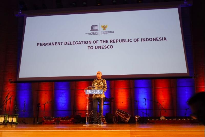 Warisan Budaya Indonesia Diperkenalkan di UNESCO