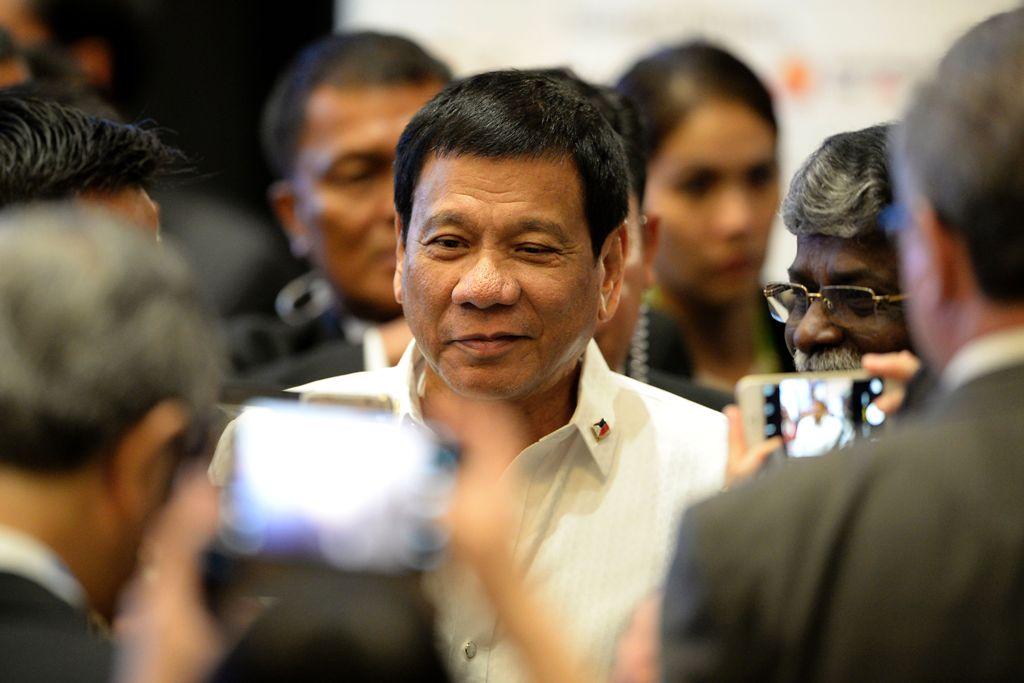 Menhan Carter: Aliansi AS-Filipina Sangat Kuat