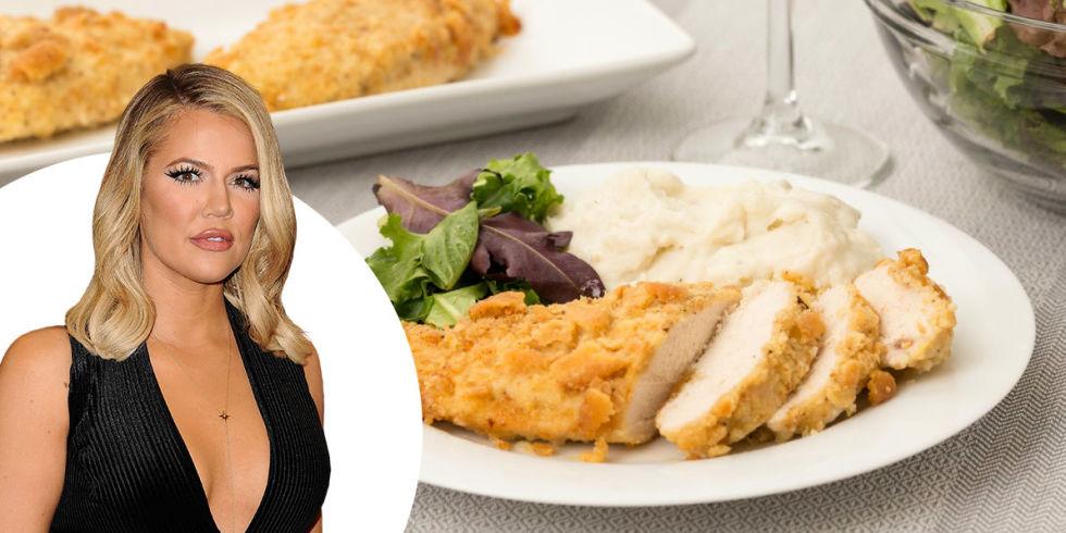 Ini Makanan Cepat Saji Favorit Khloe Kardashian
