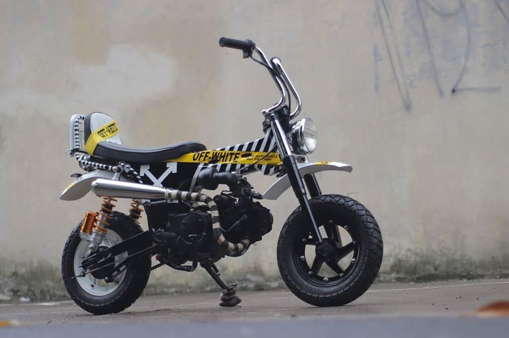 'Ring Satu' Indonesia Keranjingan Motor Custom