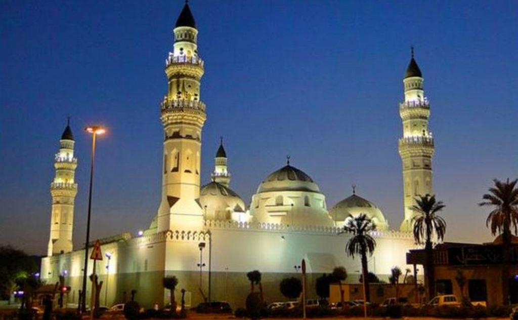 Tujuh Masjid Paling Kuno di Dunia
